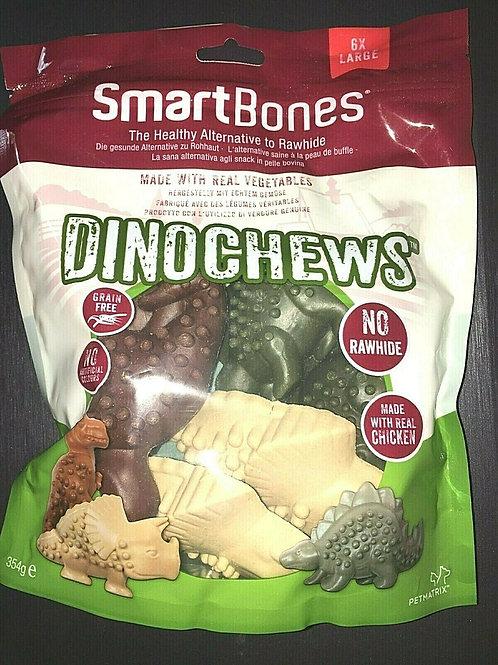 SmartBones SmartChews Dino Large 6 Pack