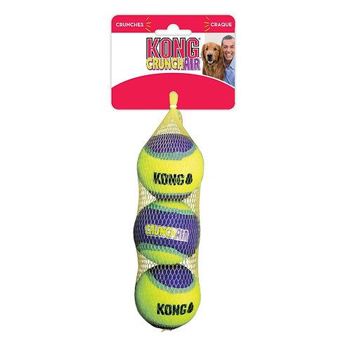 KONG CrunchAir Balls Medium 3 Pack