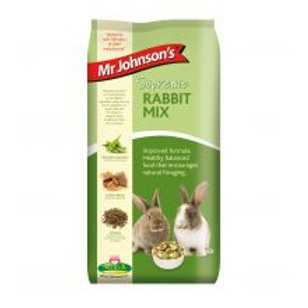 Mr Johnson's Supreme Rabbit Mix 900g