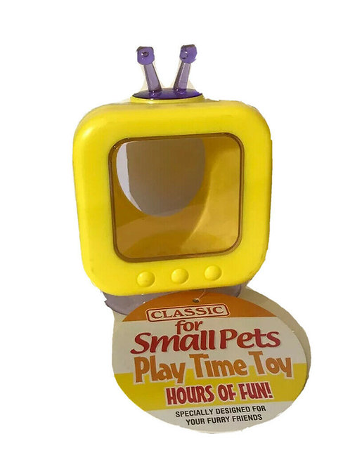 Classic Hamster TV  9x9cm