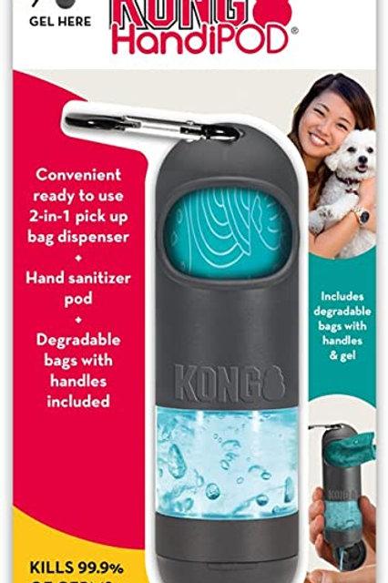 KONG HandiPOD Clean Dispenser & Gel Regular
