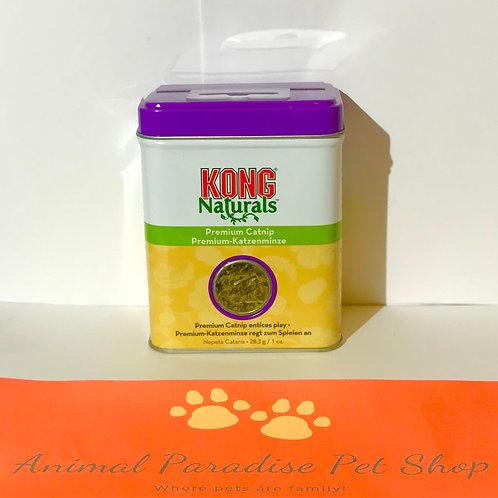 KONG Naturals Premium Dried Catnip 1oz