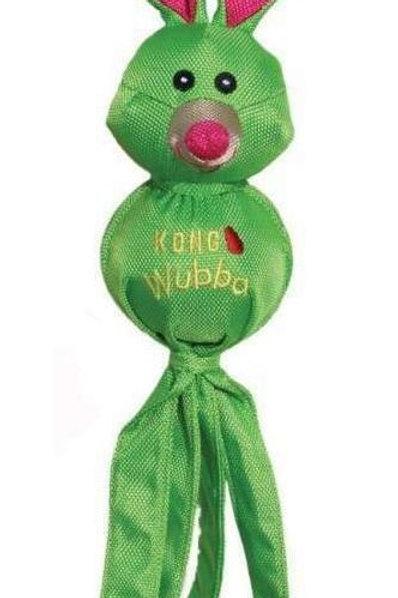 KONG Wubba Ballistic Friends Rabbit Extra Large