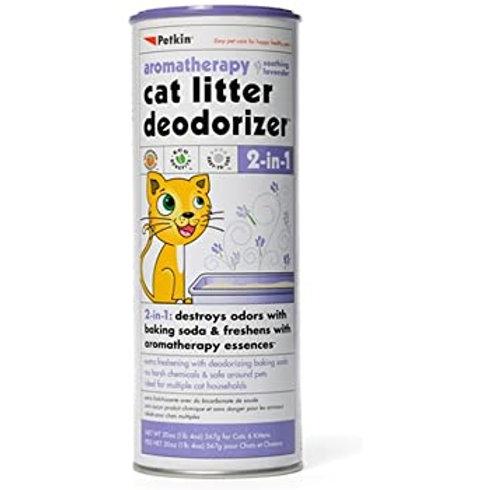 Petkin Aromatherapy Lavender Litter Deodoriser