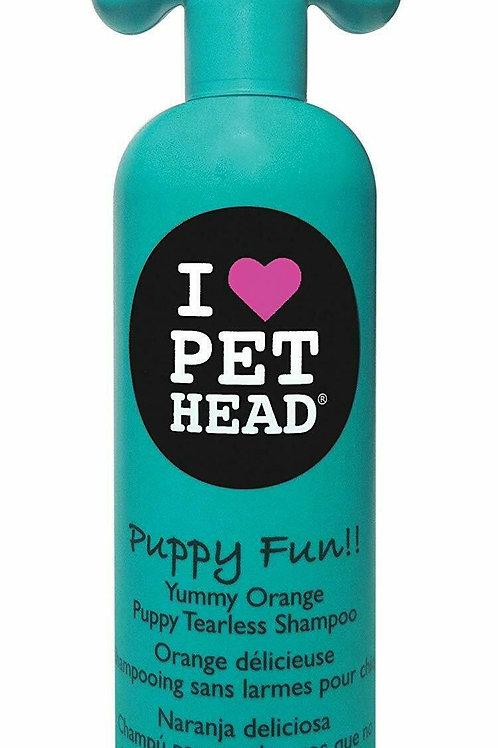I Love Pet Head Puppy Fun Shampoo 475ml