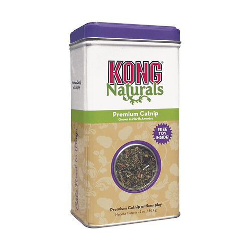 KONG Naturals Premium Dried Catnip 56.7g