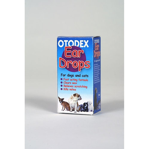 Otodex Ear Drops 14ml