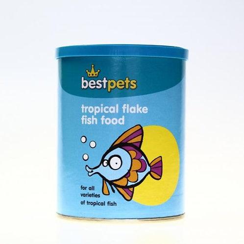 Bestpets Tropical Flake Fish Food 40g