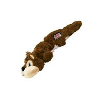 KONG Scrunch Knots Squirrel Small/Medium