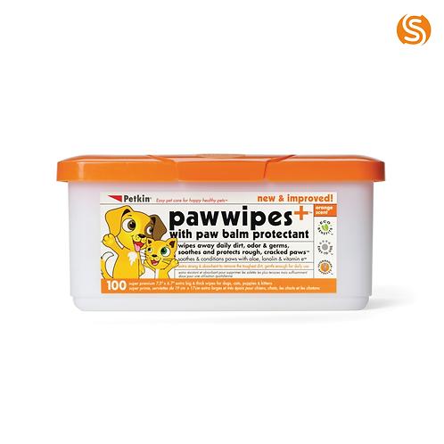 Petkin Paw Wipes
