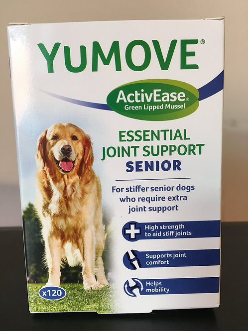 YuMOVE ActivEase Senior Dog Tablets