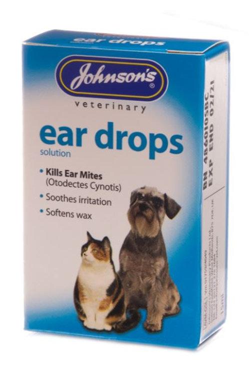 Johnson's Ear Drops 15ml