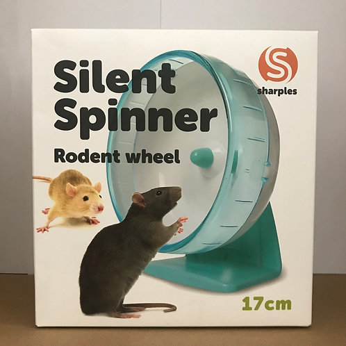 Silent Spinner Wheel 17cm