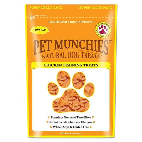 Pet Munchies 100% Natural Chicken Training Treats 150g