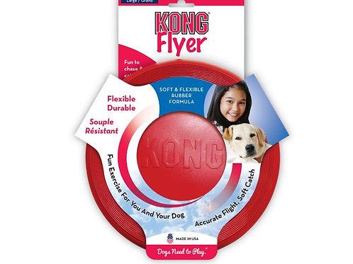 KONG Flyer Frisbee Large 23cm