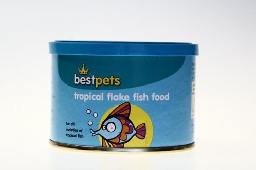 Bestpets Tropical Flake Fish Food 20g
