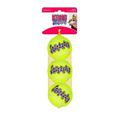 KONG SqueakAir Tennis Ball Small