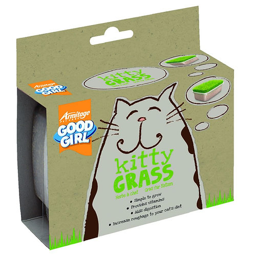 Good Girl Kitty Grass 150g