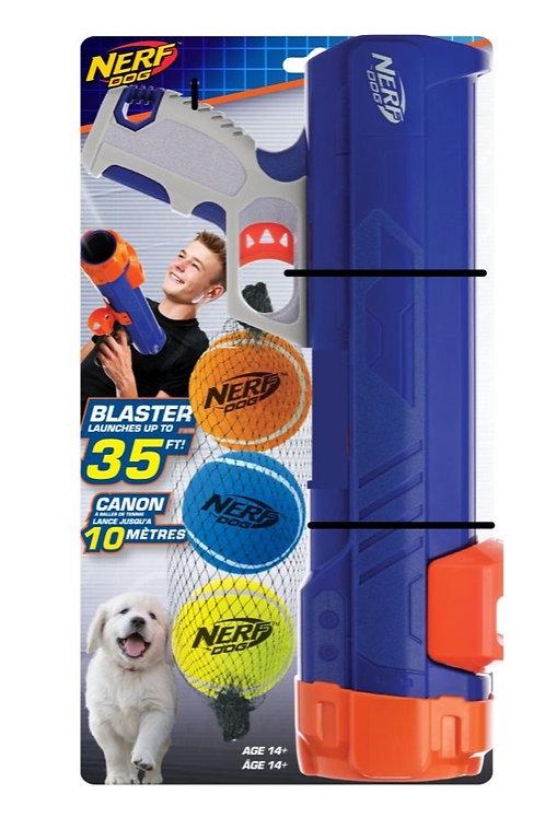 NERF Tennis Ball Blaster & Nerf Tennis Balls