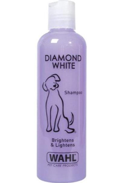 Wahl Diamond White Shampoo 250ml & 500ml