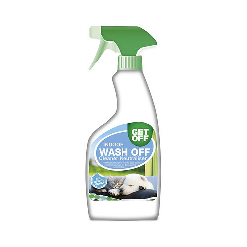 GET OFF Wash Off Indoor Spray Cleaner 500ml