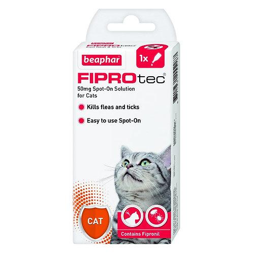 Beaphar FIPROtec Spot On for Cats 1 Pipette