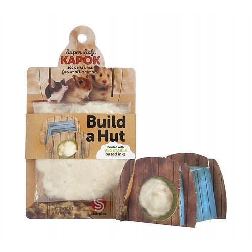 Kapok Build A Hut Toy