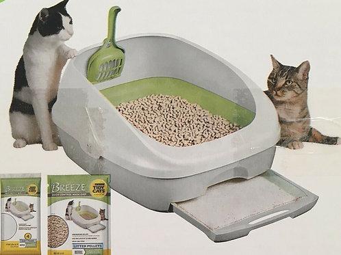 Purina Tidy Cats Breeze Litter System Starter Kit