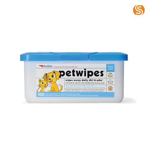 Petkin Pet Wipes
