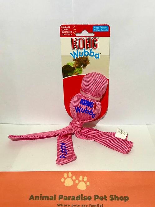 KONG Wubba Puppy Pink