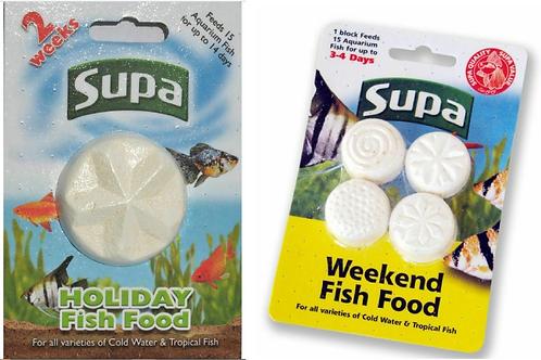 Supa Fish Food - Aquarium or Coldwater Fish