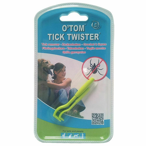 O'Tom Tick Twister Tick Remover 2 Pack