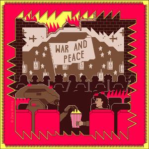 War & Peace Comic - Beneficial Shock Magazine