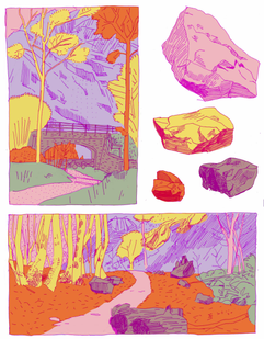 Leighwood Forest