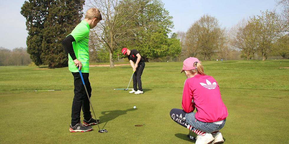 EHGC Academy Junior Easter Camp 30th March