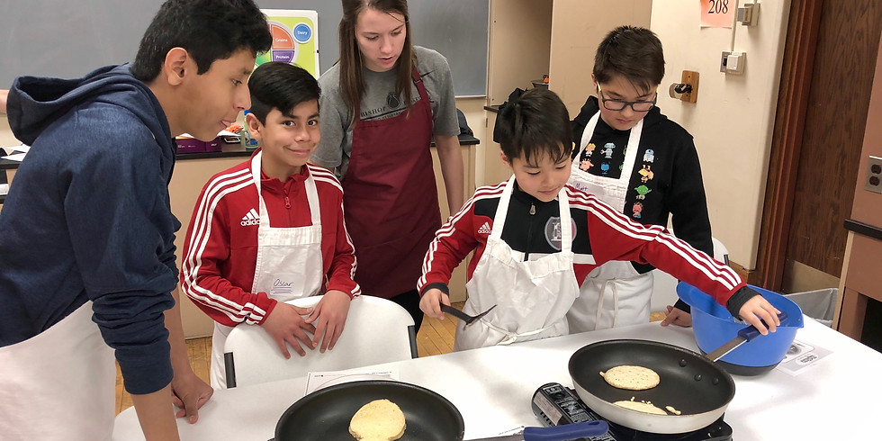 Tuesday Cooking Matters Class  (1)