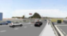 Fairway Drive Grade Separation Project