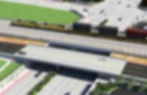 Fullerton Road Grade Separation Project