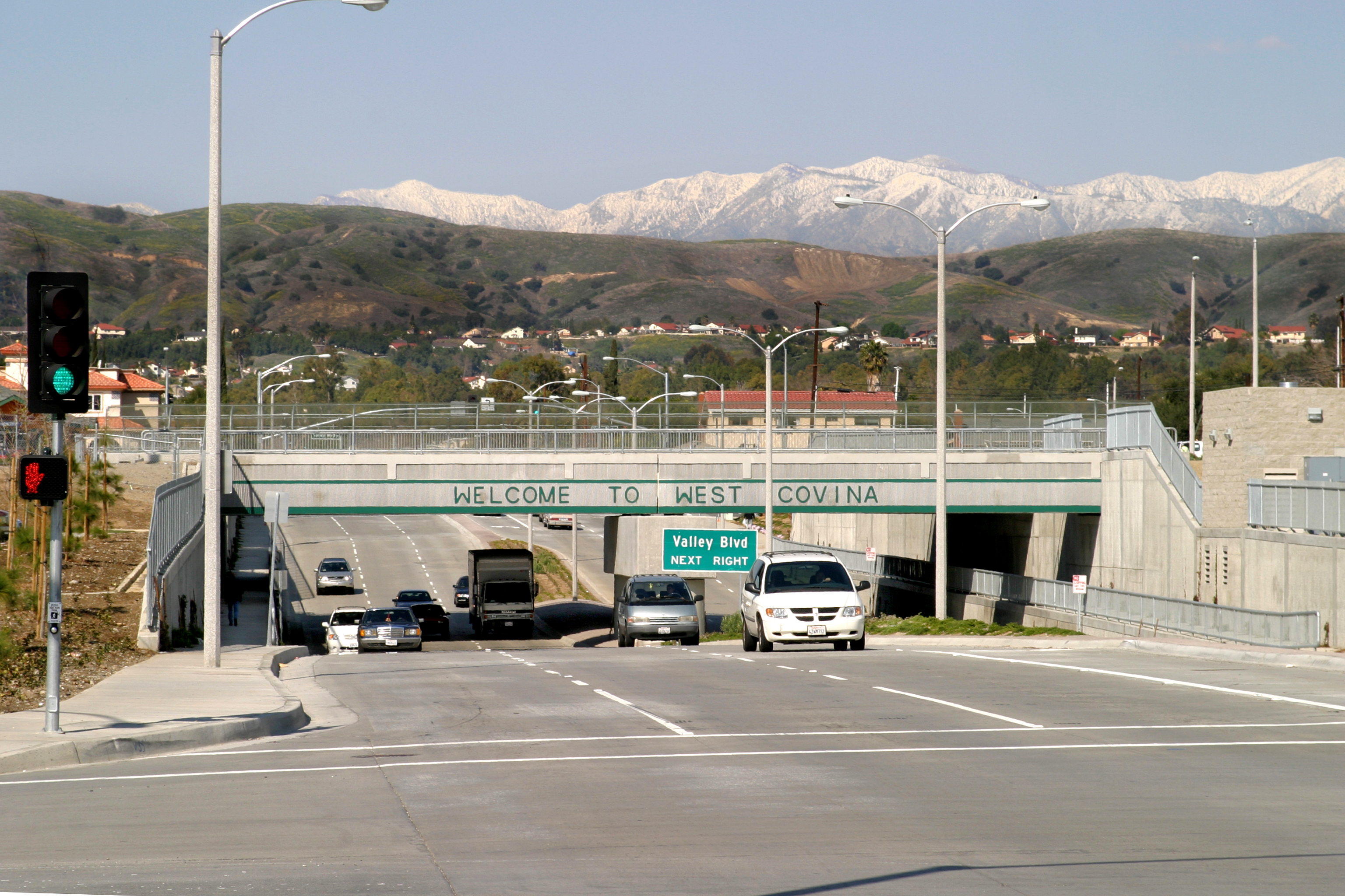 Nogales Avenue Grade Separation Project.