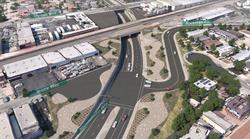 Montebello Boulevard Grade Separation Project.
