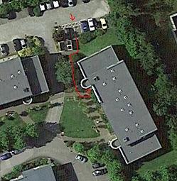 Disabled Parking to front door.JPG