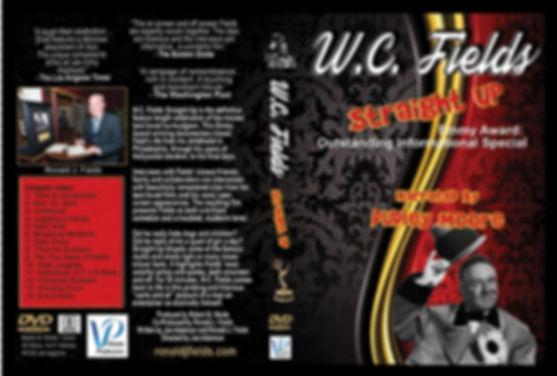 W.C. Fields Straight Up | Doing It! Doing It! Creative Media Design Studio 510-565-6632