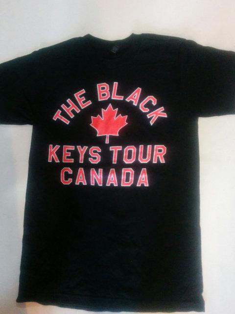 The Black Keys - Tour Canada T-Shirt