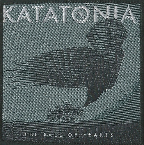 Katatonia - The Fall of Hearts Woven Patch