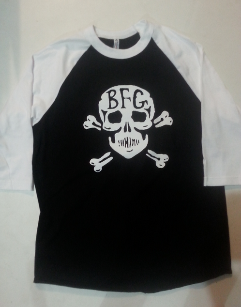 Bunchofuckingoofs - Skull & Crossbones Baseball