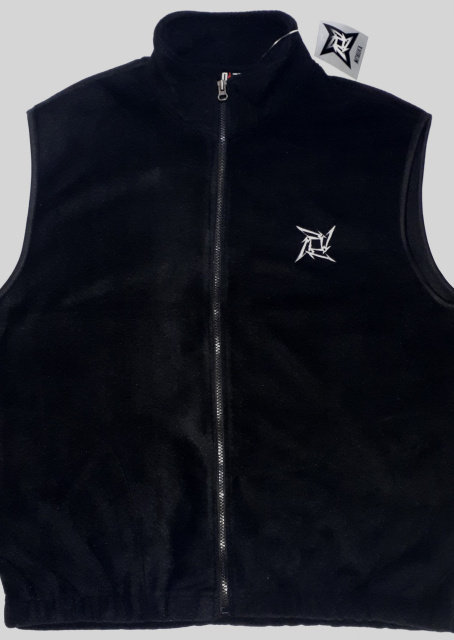 Metallica - Star Logo Micro Fleece Vest