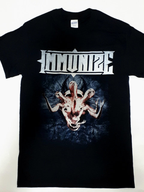 Immunize - Watch Who You Fuck With T-Shirt