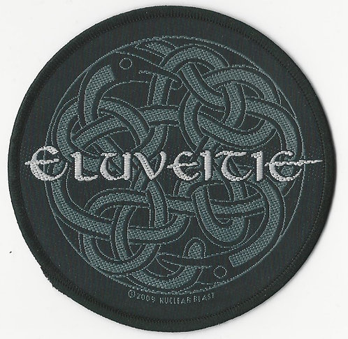 Eluveitie - Celtic Knot Woven Patch