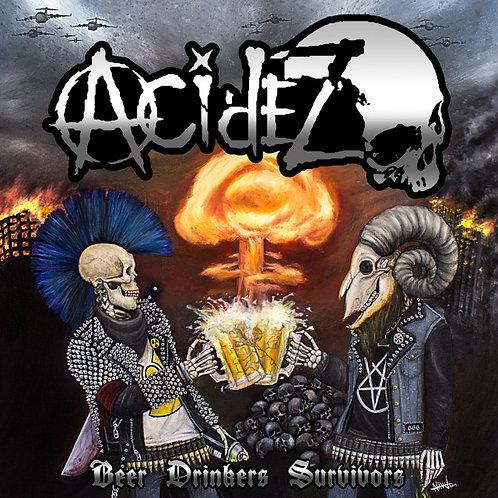 Acidez - Beer Drinkers Survivors LP