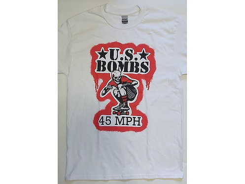U.S. Bombs - 45 Mph T-Shirt